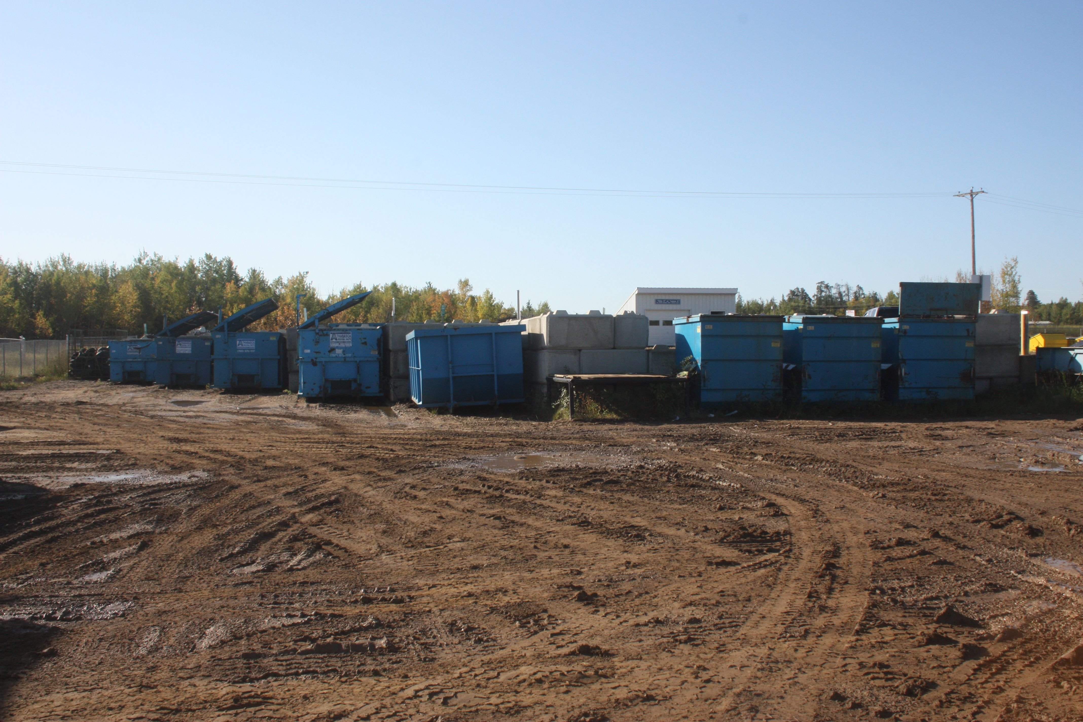 Athabasca Regional Waste Front Load Rentals